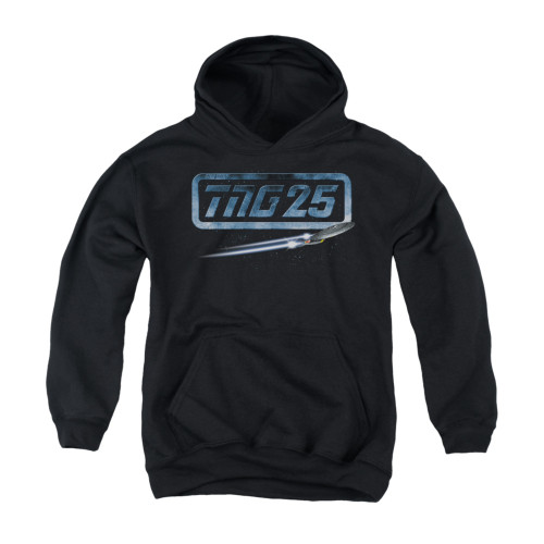 Image for Star Trek Youth Hoodie - TNG 25 Enterprise