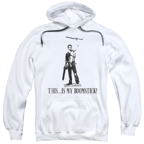 Image for Army Of Darkness Hoodie - Boomstick!