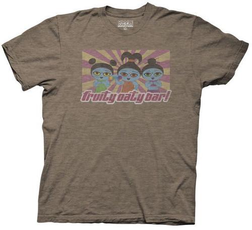 Firefly T-Shirt - Fruity Oatey Bar