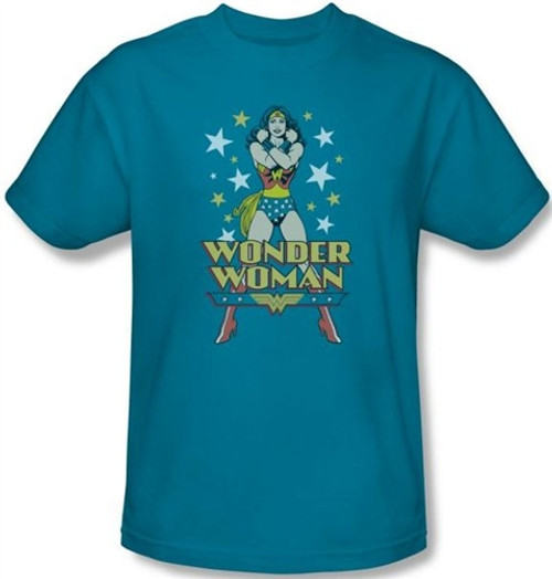 Image Closeup for Wonder Woman a Wonder T-Shirt