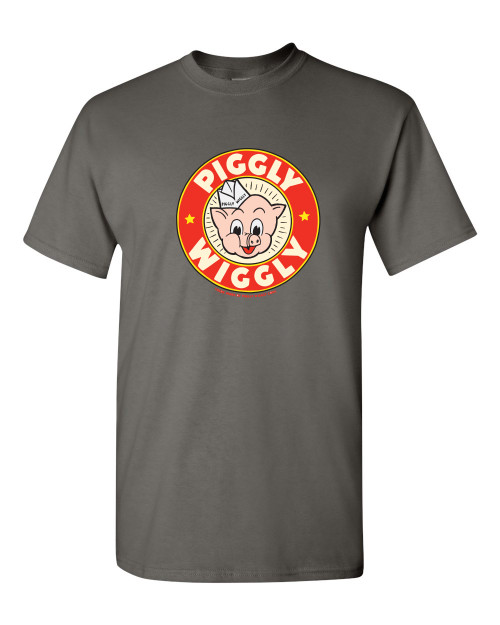Image Closeup for Classic Piggly Wiggly T-Shirt