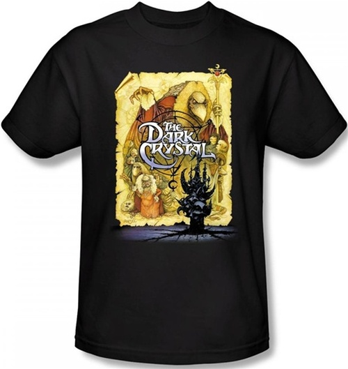 Image Closeup for The Dark Crystal T-Shirt - Poster