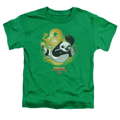 Image for Kung Fu Panda Toddler T-Shirt - Drago Po