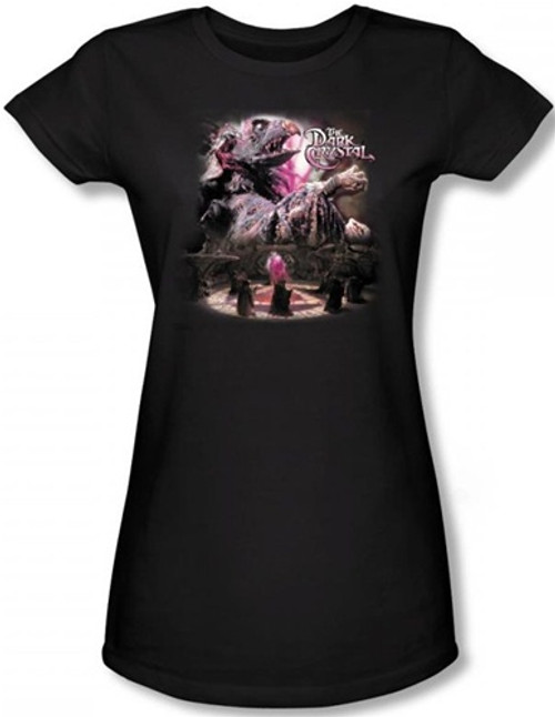 Image for The Dark Crystal Girls T-Shirt - Power Mad