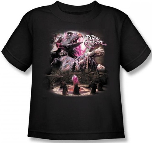 Image for The Dark Crystal Kid's T-Shirt - Power Mad