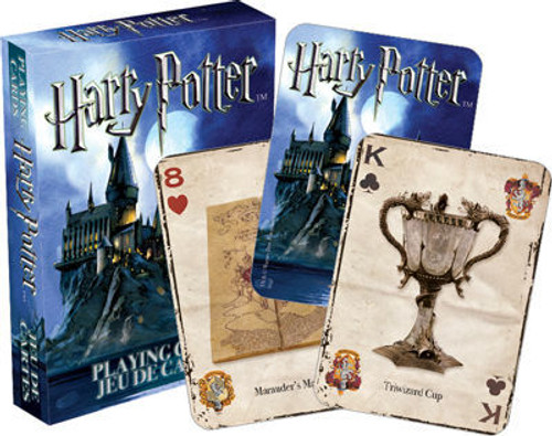 Image for Harry Potter Playing Cards
