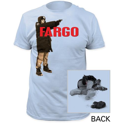 Image for Fargo T-Shirt - Officer Gunderson