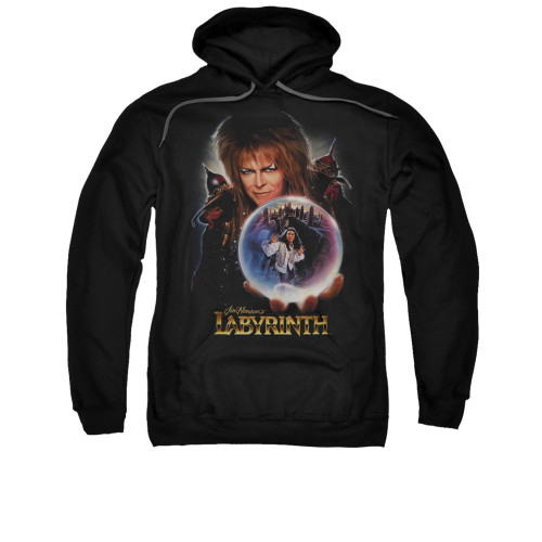 Image for Labyrinth Hoodie - I Have A Gift