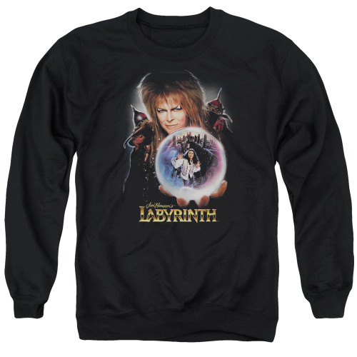 Image for Labyrinth Crewneck - I Have A Gift