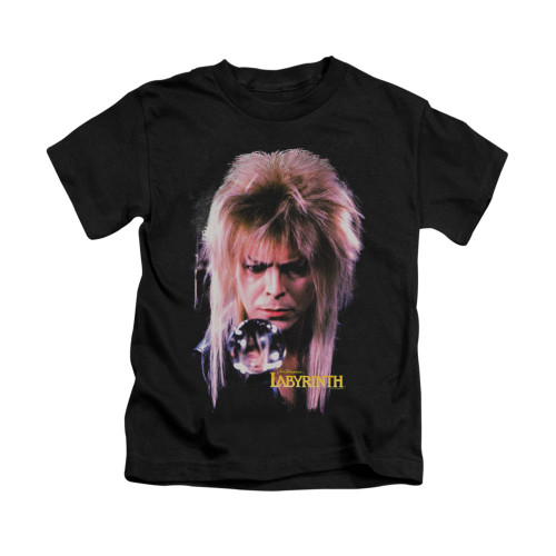 Image for Labyrinth Kids T-Shirt - Goblin King