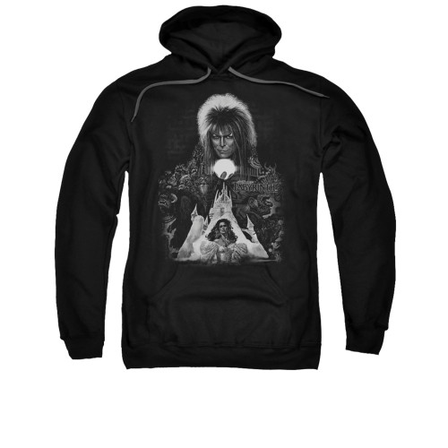 Image for Labyrinth Hoodie - Castle