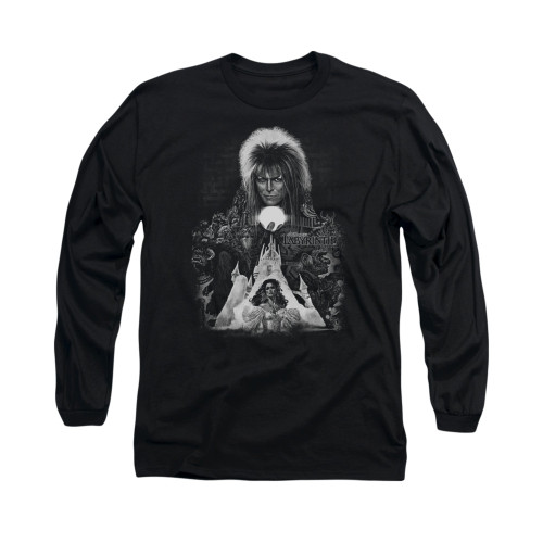Image for Labyrinth Long Sleeve Shirt - Castle