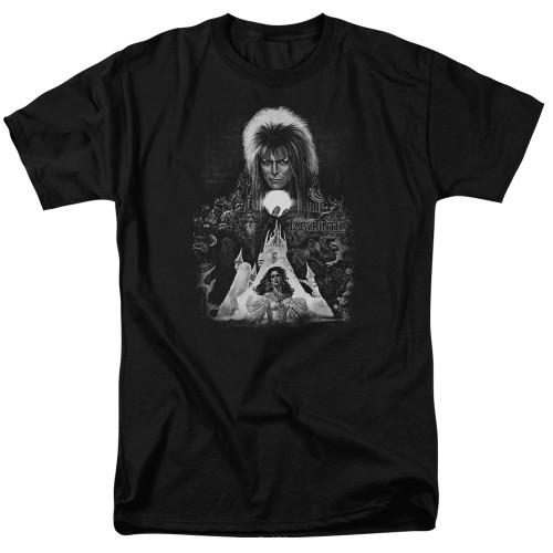 Image for Labyrinth T-Shirt - Castle