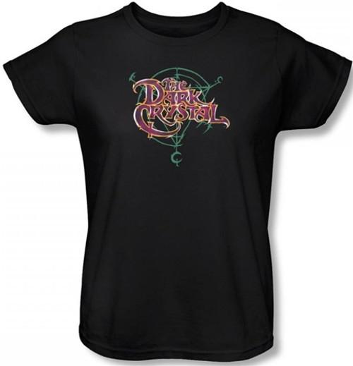 Image for The Dark Crystal Woman's T-Shirt Symbol Logo
