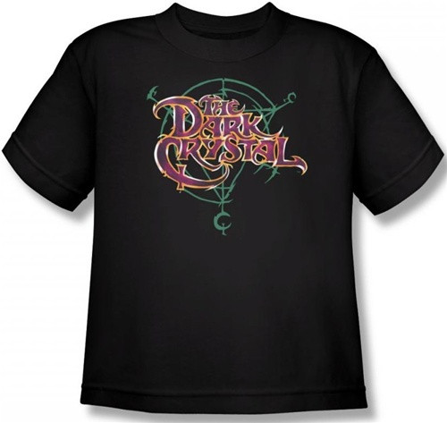 Image for The Dark Crystal Youth T-Shirt - Symbol Logo