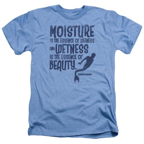 Image for Zoolander Heather T-Shirt - Merman