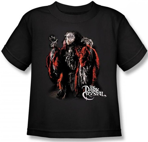 Image for The Dark Crystal Kid's T-Shirt - Skeksis