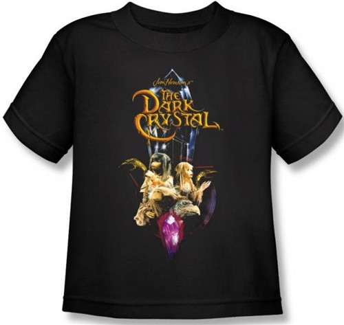 Image for The Dark Crystal Kid's T-Shirt - Quest