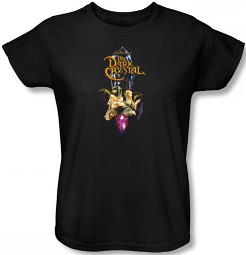 Image for The Dark Crystal Woman's T-Shirt Quest