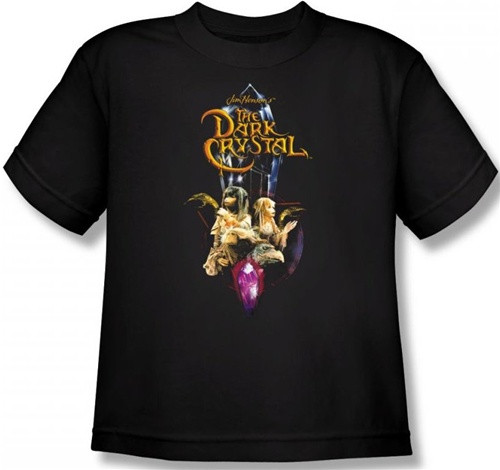 Image for The Dark Crystal Youth T-Shirt - Quest