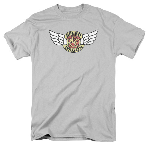 Image for REO Speedwagon T-Shirt - Winged Logo