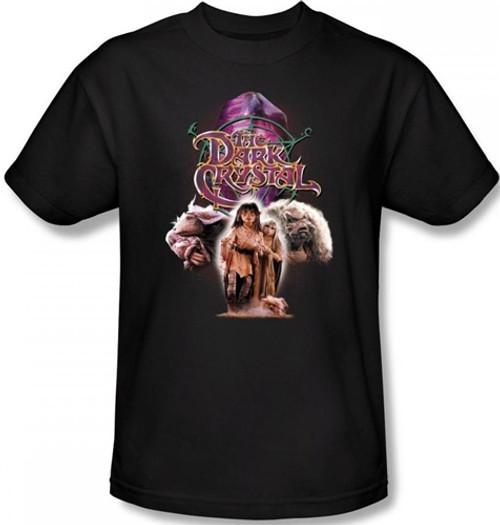 Image Closeup for The Dark Crystal T-Shirt - The Good Guys