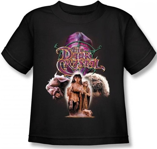 Image for The Dark Crystal Kid's T-Shirt - The Good Guys