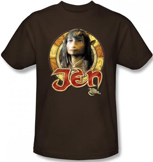 Image for The Dark Crystal T-Shirt - Jen Circle