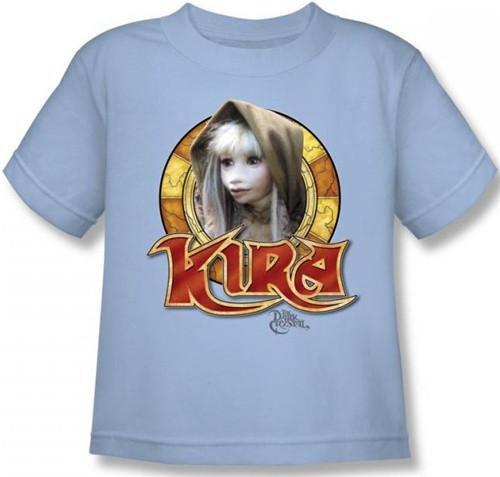 Image for The Dark Crystal Kid's T-Shirt - Kira Circle