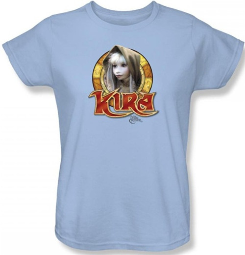 Image for The Dark Crystal Woman's T-Shirt Kira Circle