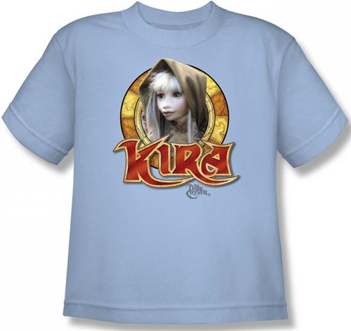Image for The Dark Crystal Youth T-Shirt - Kira Circle