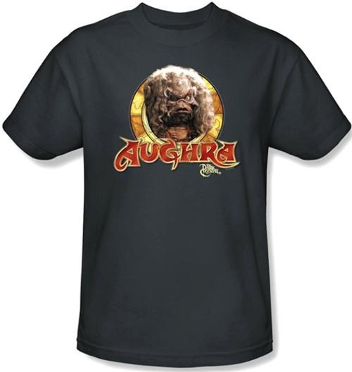 Image Closeup for The Dark Crystal T-Shirt - Aughra Circle