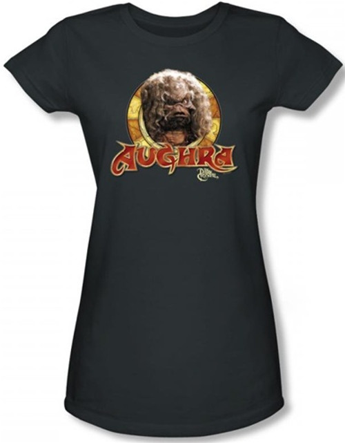 Image for The Dark Crystal Girls T-Shirt - Aughra Circle
