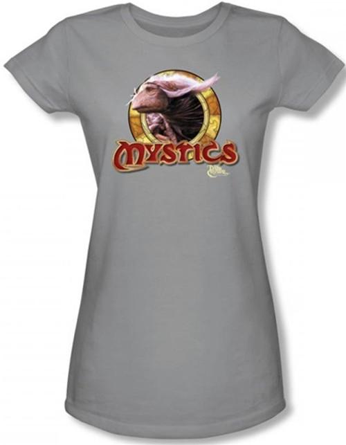Image for The Dark Crystal Girls T-Shirt - Mystics Circle