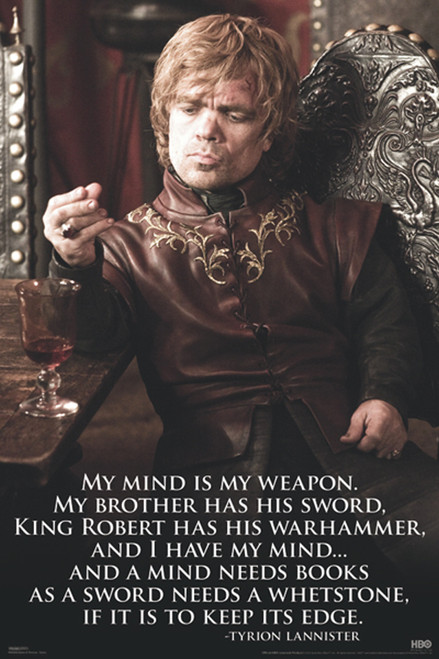 Image for Game of Thrones Poster - Tyrion