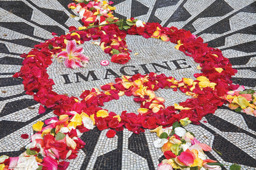 Image for Imagine Flowers Poster