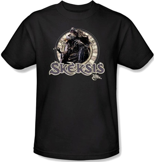 Image Closeup for The Dark Crystal T-Shirt - Skeksis Circle