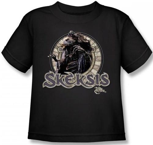 Image for The Dark Crystal Kid's T-Shirt - Skeksis Circle