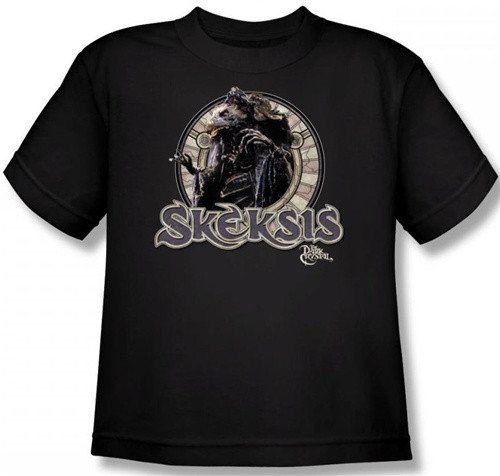 Image for The Dark Crystal Youth T-Shirt - Skeksis Circle