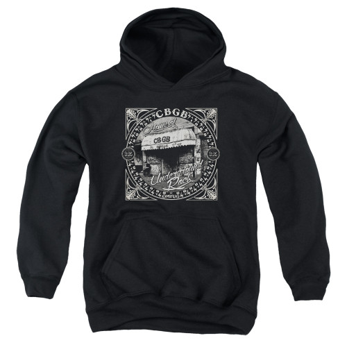 Image for CBGB Youth Hoodie - Front Door