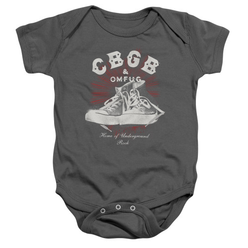Image for CBGB Baby Creeper - High Tops