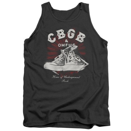 Image for CBGB Tank Top - High Tops