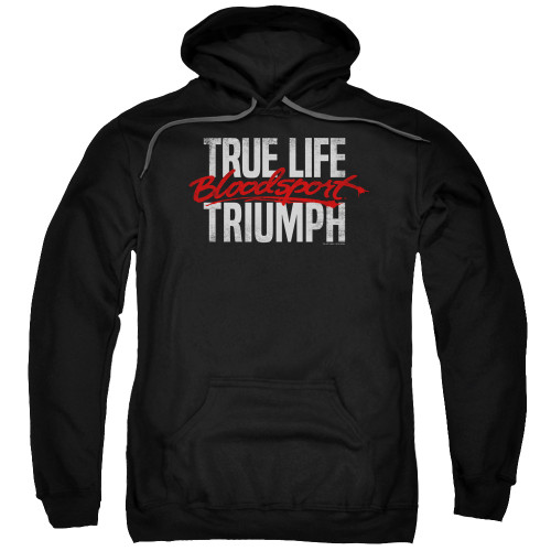 Image for Bloodsport Hoodie - True Story