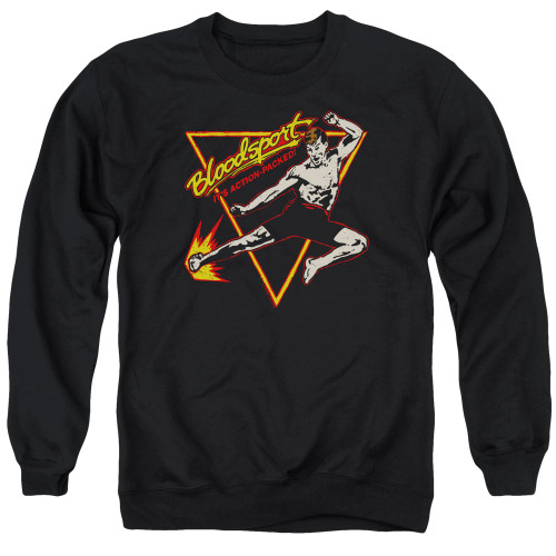 Image for Bloodsport Crewneck - Action Packed