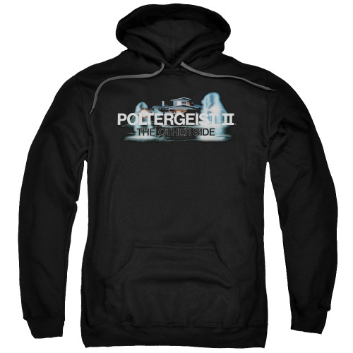 Image for Poltergeist II Hoodie - Logo the Other Side