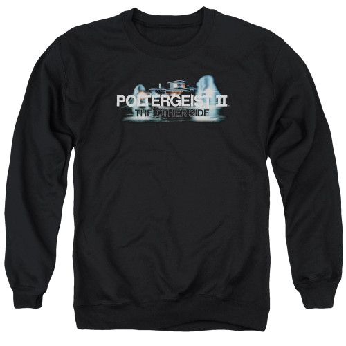 Image for Poltergeist II Crewneck - Logo the Other Side