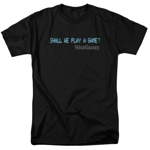 Image for Wargames T-Shirt - Shall We