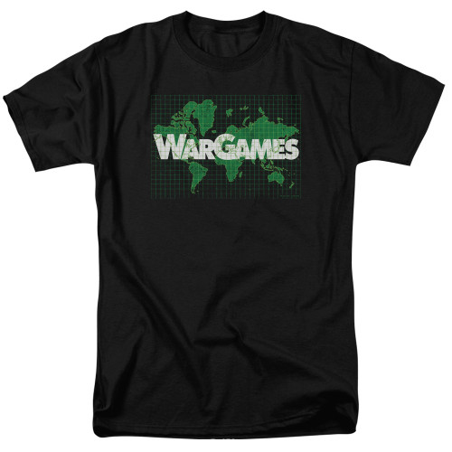 Image for Wargames T-Shirt - Game Board