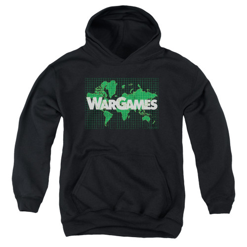 Image for Wargames Youth Hoodie - Game Board