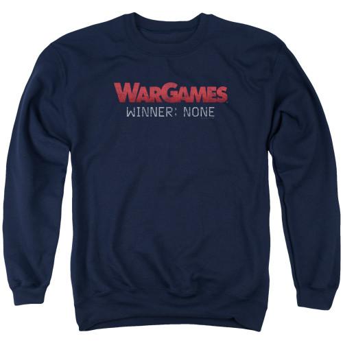 Image for Wargames Crewneck - No Winners